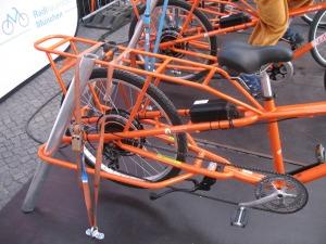 fahrradgenerator musikbühne